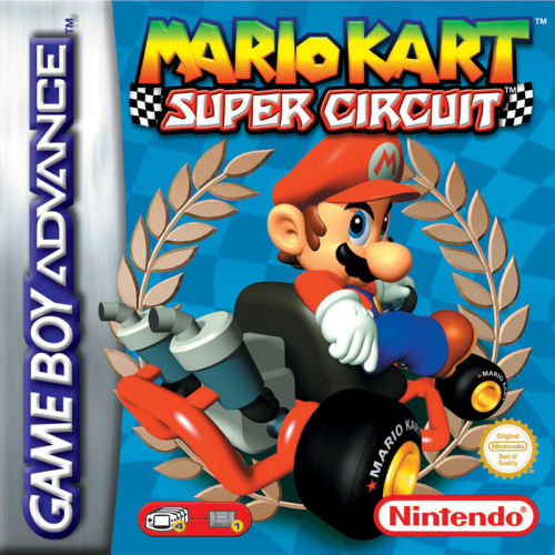 Mario Kart - Super Circuit (E)(Cezar) Box Art