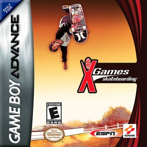 ESPN X-Games - Skateboarding (U)(Mode7) Box Art