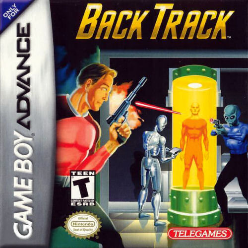 Backtrack (U)(Mode7) Box Art