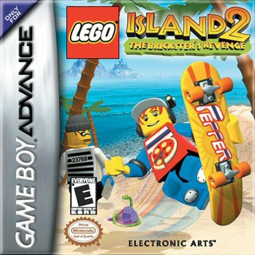 Lego Island 2 - The Brickster's Revenge (U)(Mode7) Box Art