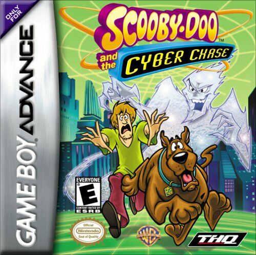Scooby-Doo and the Cyber Chase (U)(Venom) Box Art