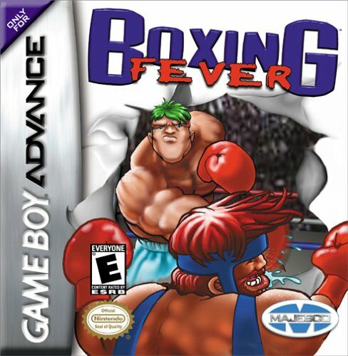 Boxing Fever (U)(Lightforce) Box Art