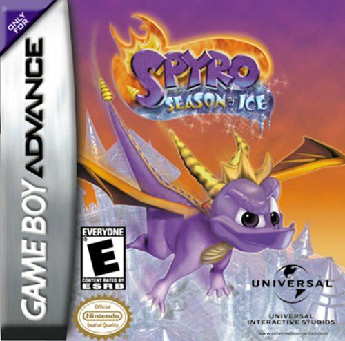 Spyro - Season of Ice (U)(Lightforce) Box Art