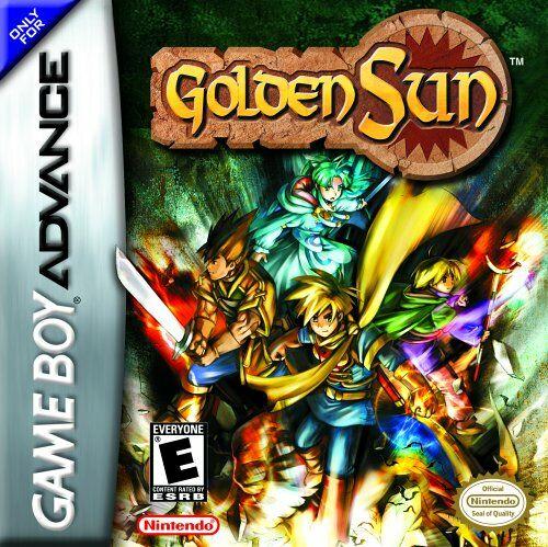 Golden Sun U Mode7 Rom Gba Roms Emuparadise