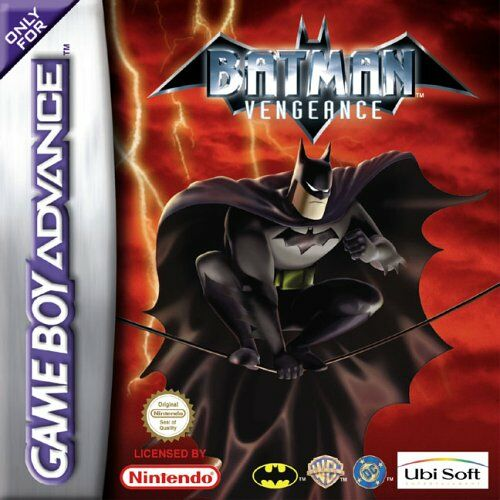 Batman Vengeance (E)(Rapid Fire) Box Art