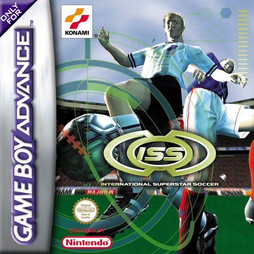 International Superstar Soccer (E)(Eurasia) Box Art