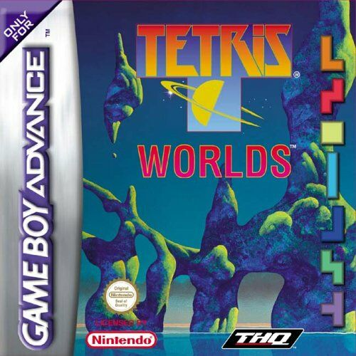 Tetris Worlds (E)(Lightforce) Box Art