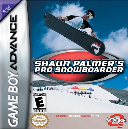 Shaun Palmer's Pro Snowboarder (U)(Menace) Box Art