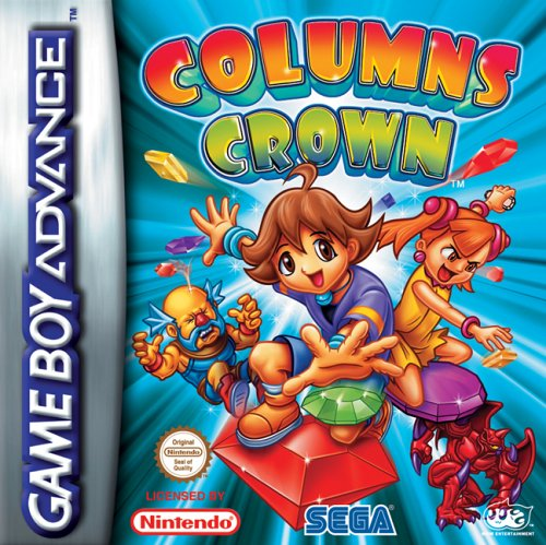 Columns Crown (E)(Menace) Box Art