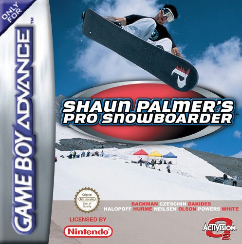 Shaun Palmer's Pro Snowboarder (G)(Lightforce) Box Art
