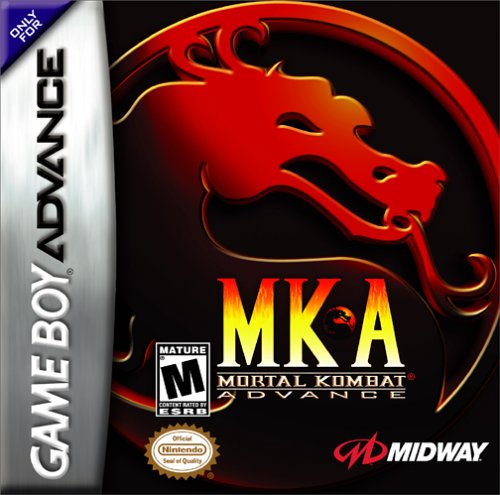 Mortal Kombat Advance (U)(Venom) Box Art