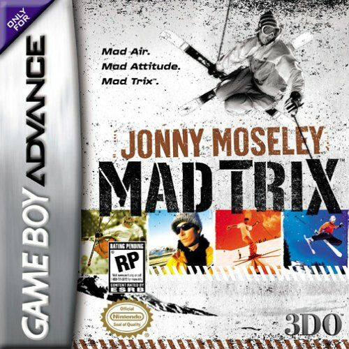 Jonny Moseley Mad Trix (U)(Mode7) Box Art
