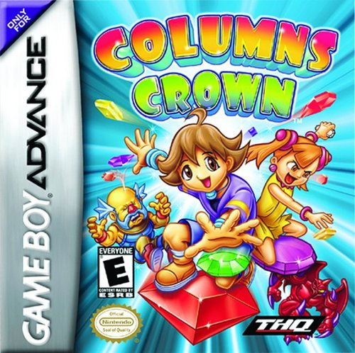 Columns Crown (U)(Lord Moyne) Box Art