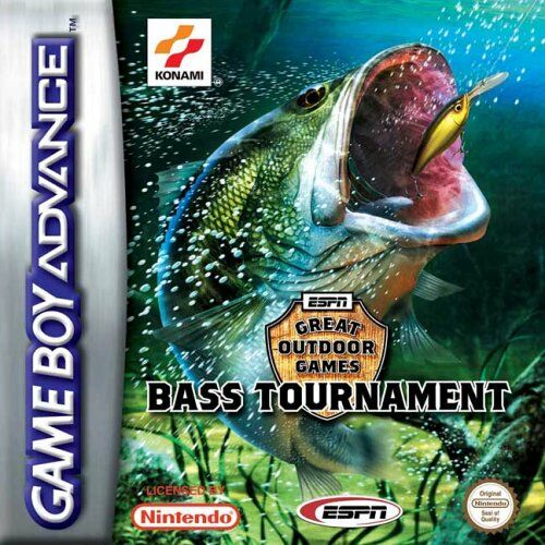 ESPN Great Outdoor Games - Bass Tournament (E)(Lightforce) Box Art