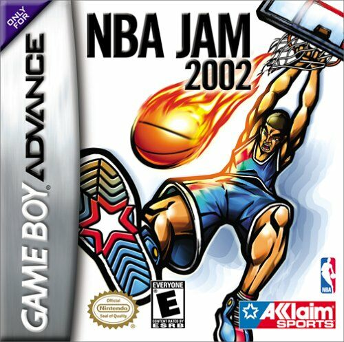 NBA Jam 2002 (U)(Mode7) Box Art