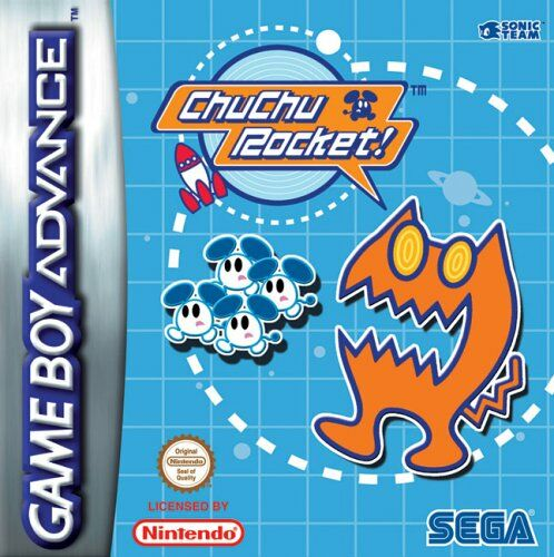 Chu Chu Rocket! (E)(Independent) Box Art