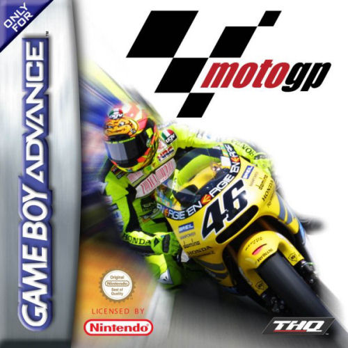 Moto GP (E)(Menace) Box Art