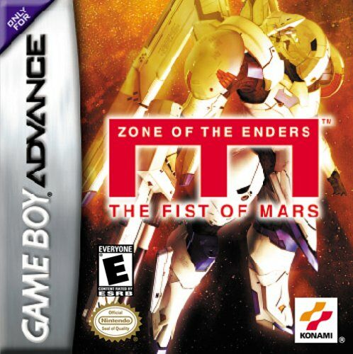 Zone of the Enders - The Fist of Mars (U)(Mode7) Box Art