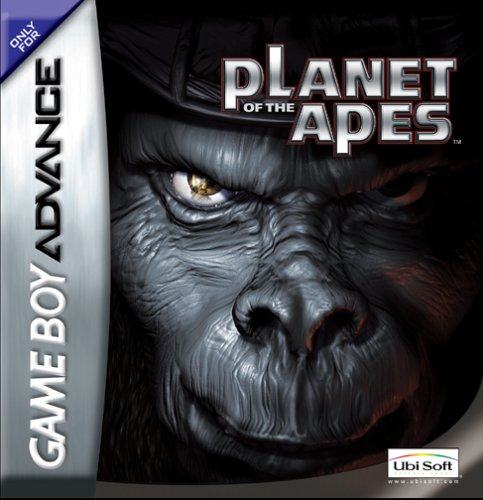 Planet of the Apes (U)(Nobody) Box Art