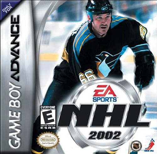 NHL 2002 (U)(Venom) Box Art