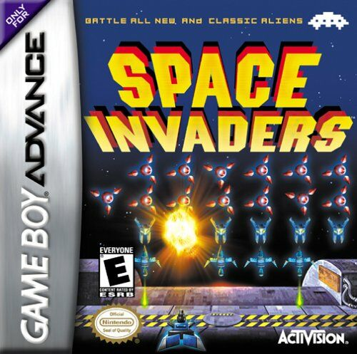 Space Invaders (U)(Venom) Box Art