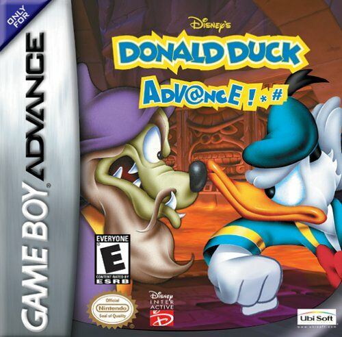 Donald Duck Advance (U)(Independent) Box Art