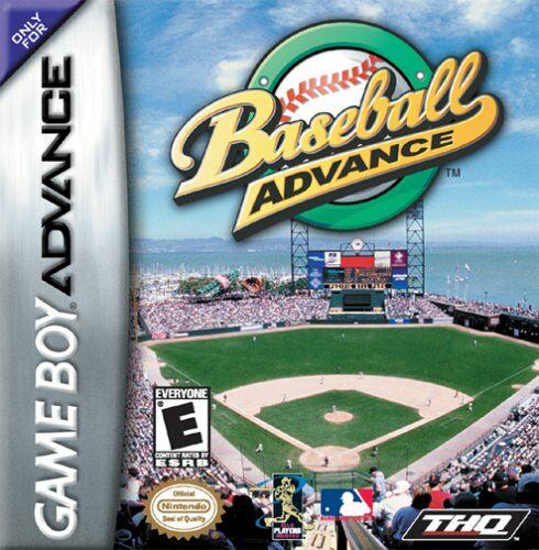 Baseball Advance (U)(Mode7) Box Art