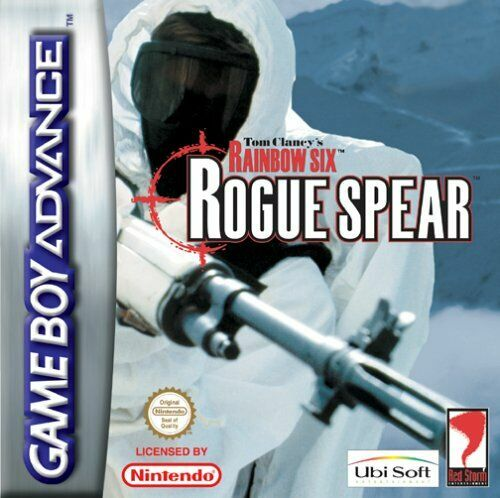 Tom Clancy's Rainbow Six - Rogue Spear (E)(Drastic and Lost) Box Art