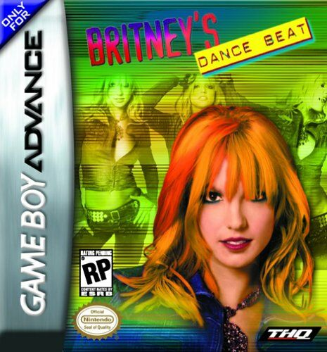 Britney's Dance Beat (U)(Mode7) Box Art