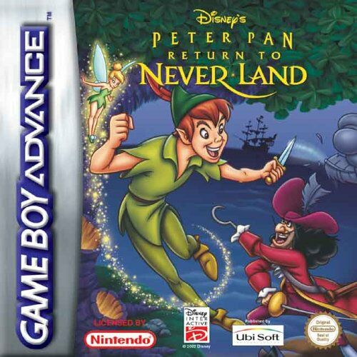 Peter Pan - Return to Neverland (E)(Lightforce) Box Art
