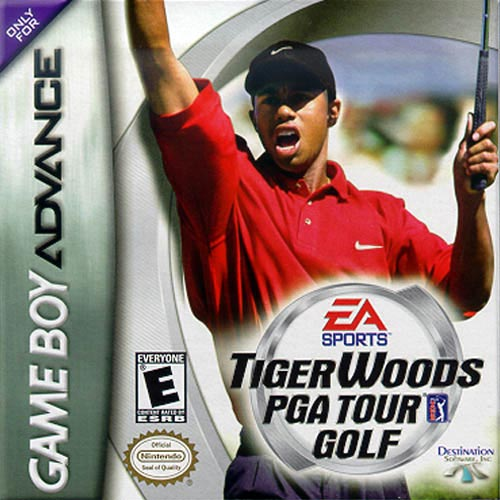 Tiger Woods PGA Tour Golf (U)(Mode7) Box Art