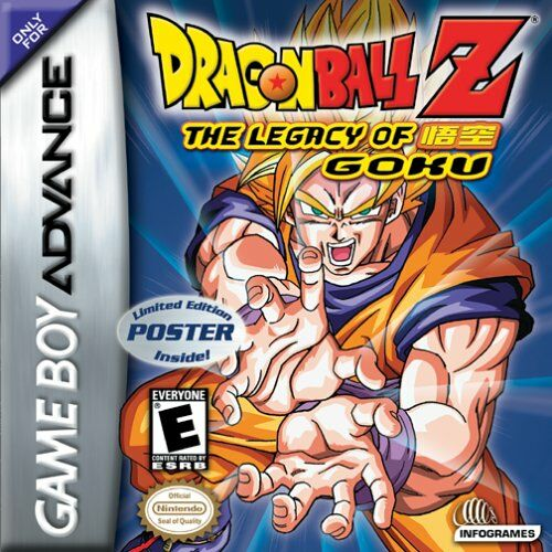 Dragon Ball Z - The Legacy Of Goku (U)(Mode7) Box Art