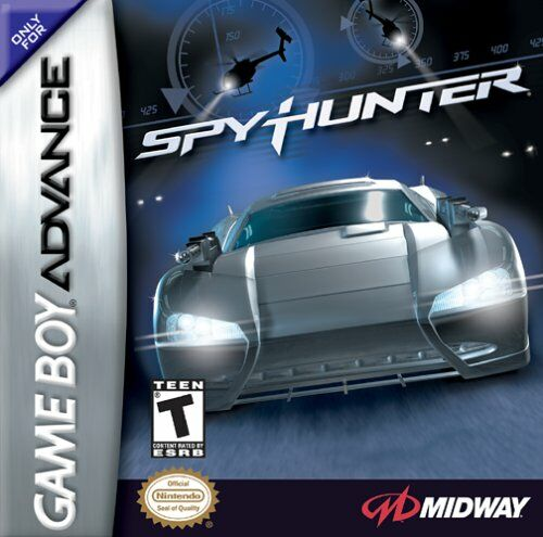 Spy Hunter (U)(Venom) Box Art
