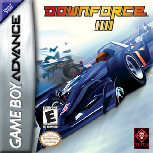 Downforce (U)(Mode7) Box Art