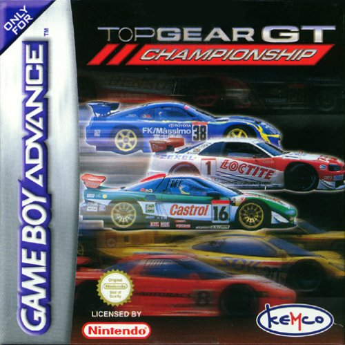 GT Championship (E)(Independent) Box Art