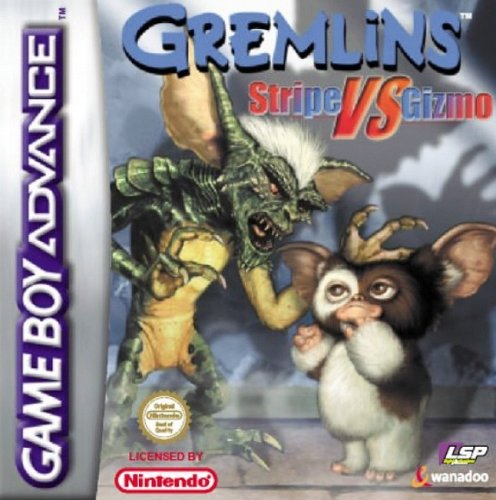 Gremlins - Stripe vs Gizmo (E)(Eurasia) Box Art
