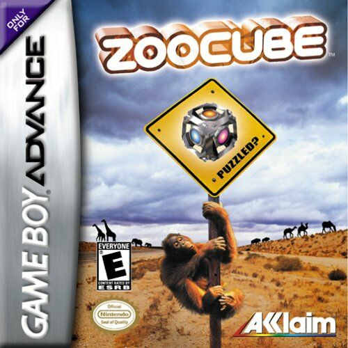ZooCube (U)(Mode7) Box Art