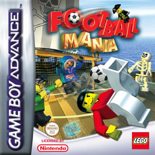 Lego Football Mania (E)(Mode7) Box Art