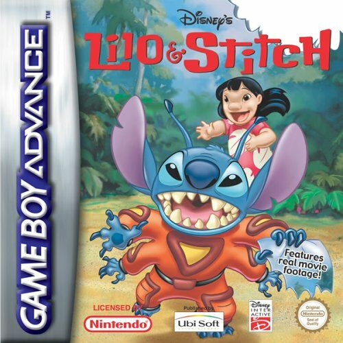 Disney's Lilo & Stitch (E)(Patience) Box Art