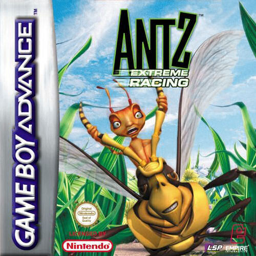 Antz Extreme Racing (E)(Venom) Box Art