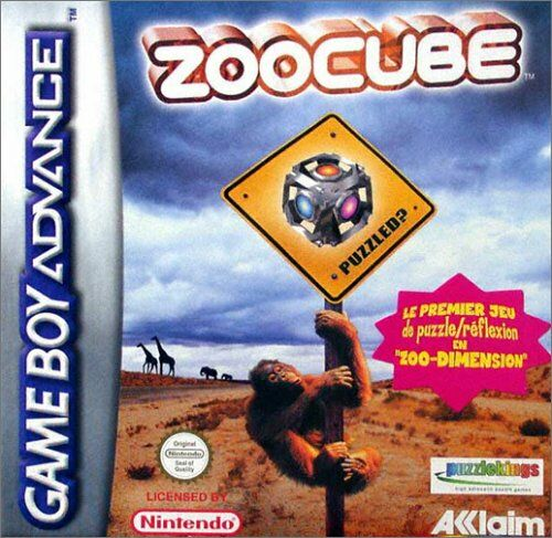 ZooCube (E)(Blizzard) Box Art
