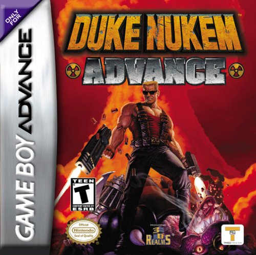 Duke Nukem Flash Game