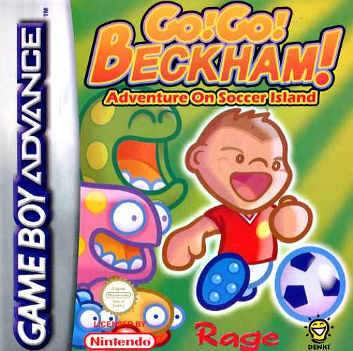Go! Go! Beckham! Adventure On Soccer Island (E)(Eurasia) Box Art