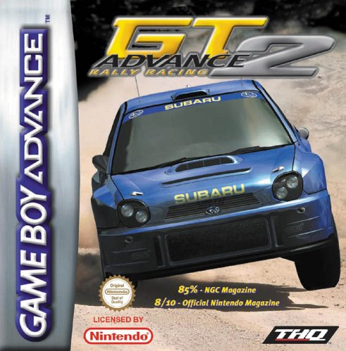 GT Advance 2 - Rally Racing (E)(Independent) Box Art