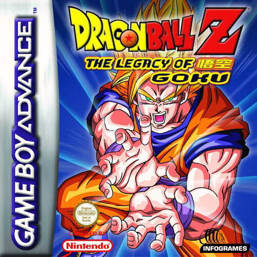 Dragon Ball Z - The Legacy of Goku (E)(Polla) Box Art