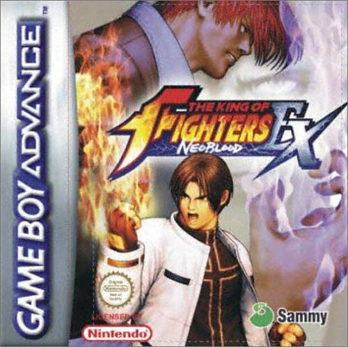 The King Of Fighters EX - Neo Blood (E)(Independent) Box Art