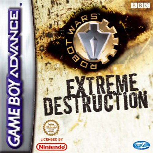 Robot Wars - Extreme Destruction (E)(Mode7) Box Art