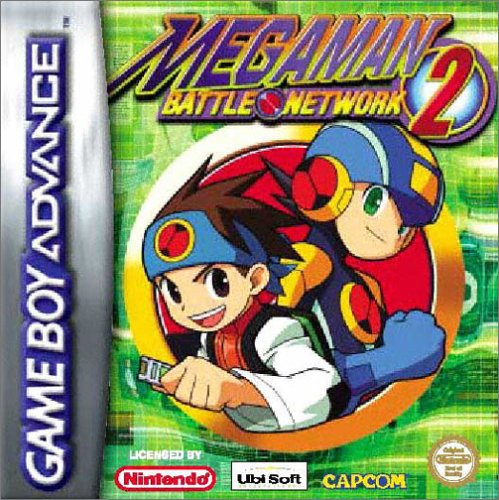 MegaMan Battle Network 2 (E)(Independent) Box Art
