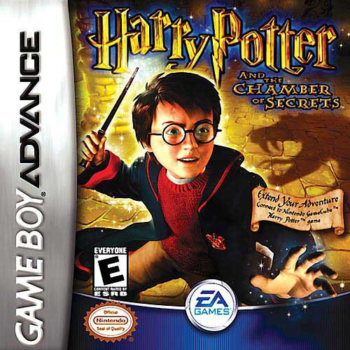 Harry Potter and the Chamber of Secrets (U)(Mode7) Box Art