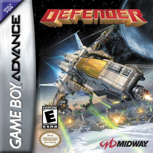 Defender (U)(Venom) Box Art